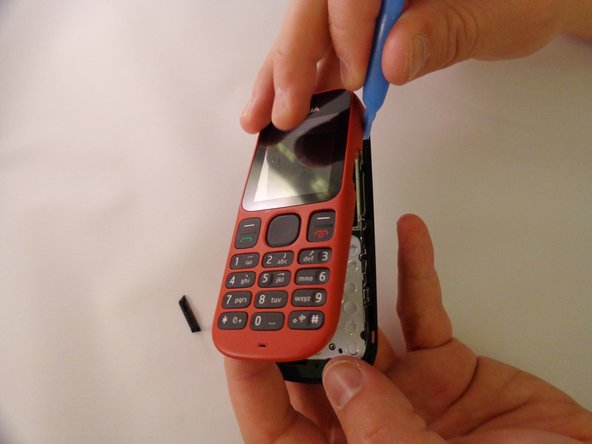 Nokia 1010 Faceplate Replacement