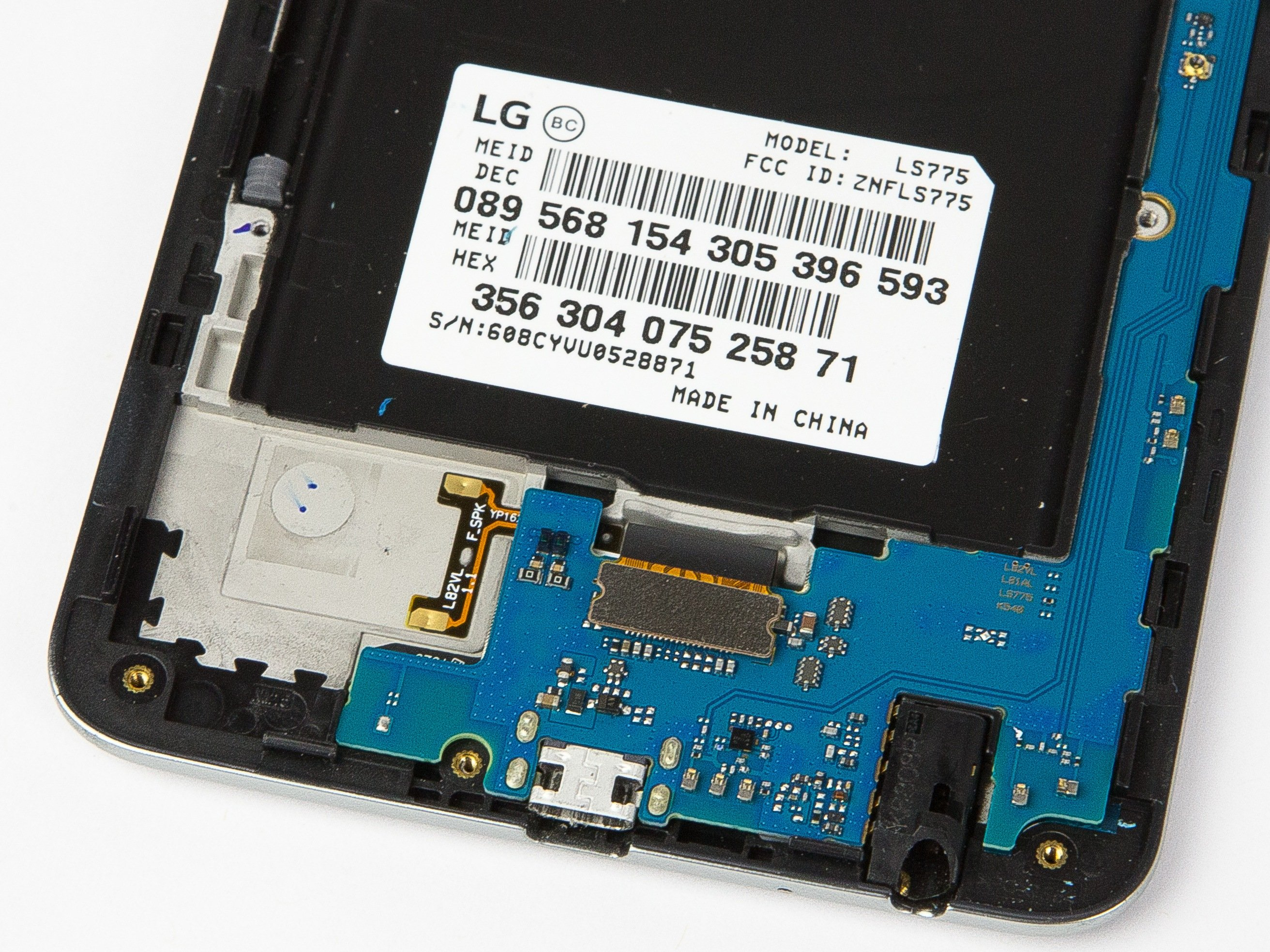 LG Stylo 2 Charger Port Replacement - iFixit Repair Guide