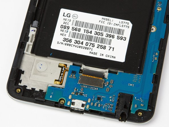 LG Stylo 2 Charger Port Replacement
