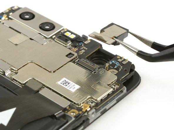 Huawei P10 Frontkamera ersetzen