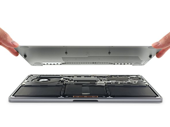 "MacBook Pro 13"" Two Thunderbolt Ports 2019 Lower Case Replacement"