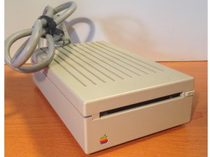 Apple 3.5 Drive External Floppy Drive Repair