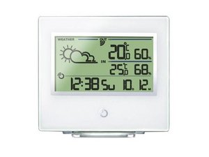 Oregon Scientific Ultra Thin Weather Station