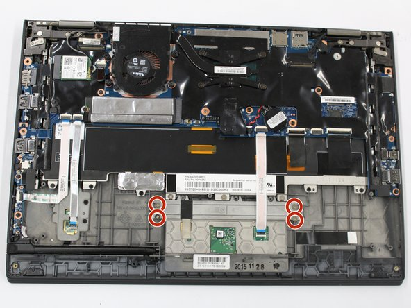 Lenovo ThinkPad X1 Yoga Trackpad Replacement
