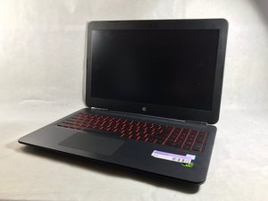 HP Omen 15-ax243dx