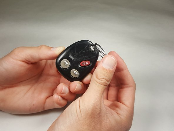Gm Key Fob >> Gm Key Fob Plastic Housing Replacement Ifixit Repair Guide