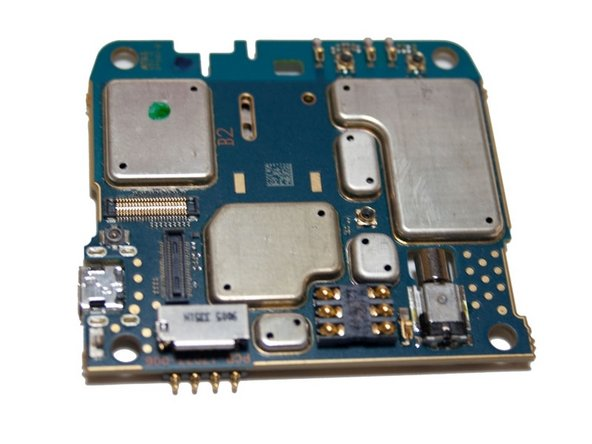 BlackBerry Storm 9530 Logic/Motherboard Replacement