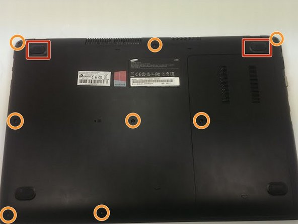 Samsung ATIV Book 4 Battery Replacement