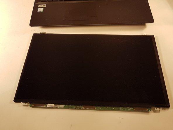 why! N650DU LCD Bildschirm
