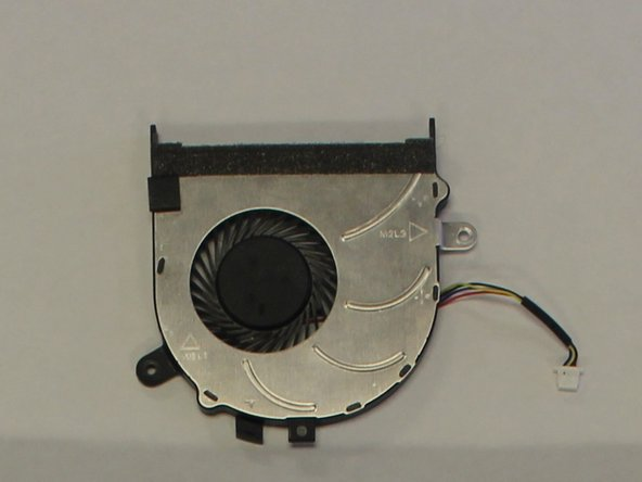 Dell Inspiron 7568 Cooling Fan Replacement Guide