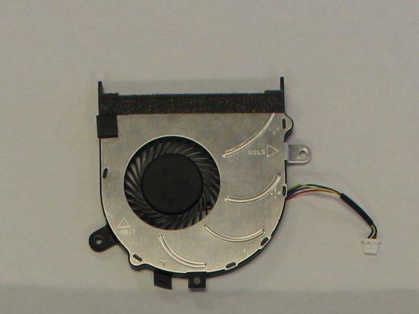 Guía de sustitución del ventilador de refrigeración Dell Inspiron 7568