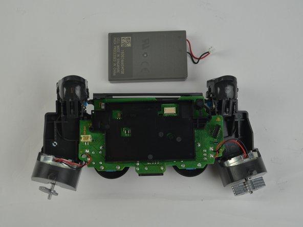 DualShock 4 CHU-ZCT2U Akkugehäuse austauschen