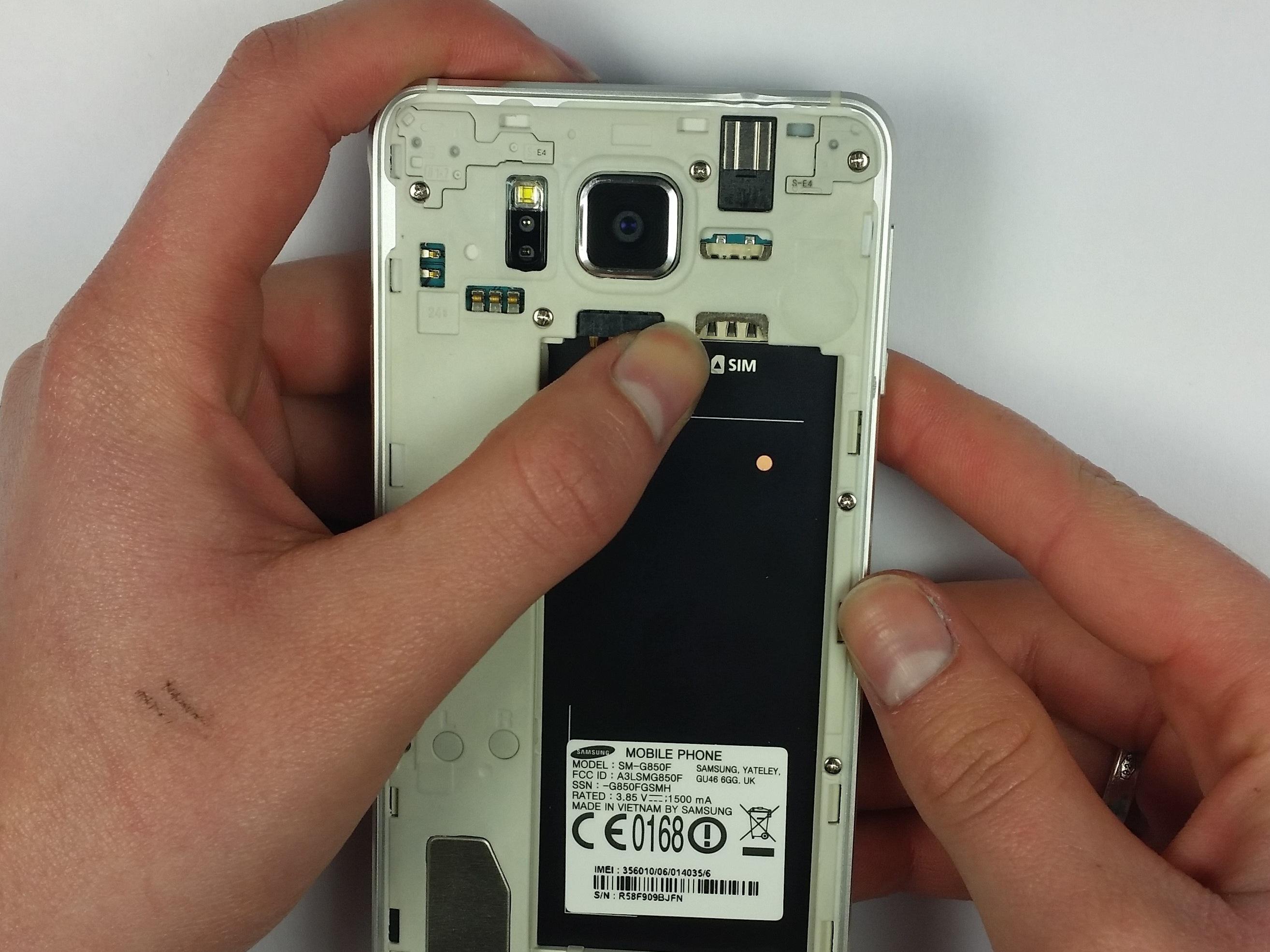 Samsung galaxy alpha sim card slot patin a roulette pas cher fille