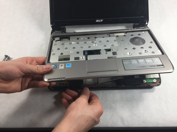 Acer Aspire One 751h-1948 Front Panel Replacement