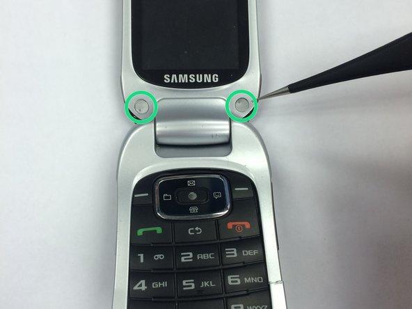 Ouvrez le téléphone.