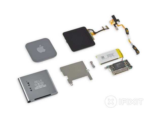 Ipod Nano 6th Generation Teardown Ifixit