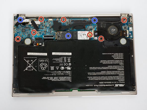 Asus Zenbook UX31E LCD Screen Replacement