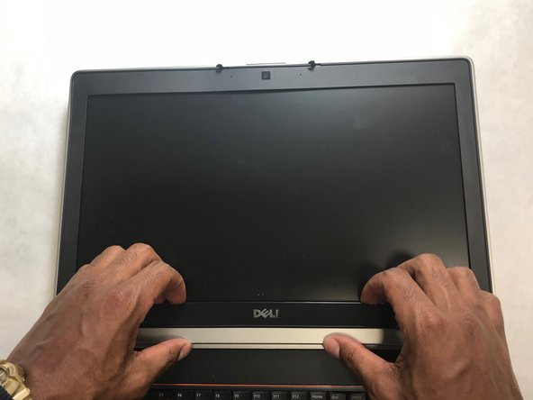 Dell Latitude E6520 LCD Screen Replacement