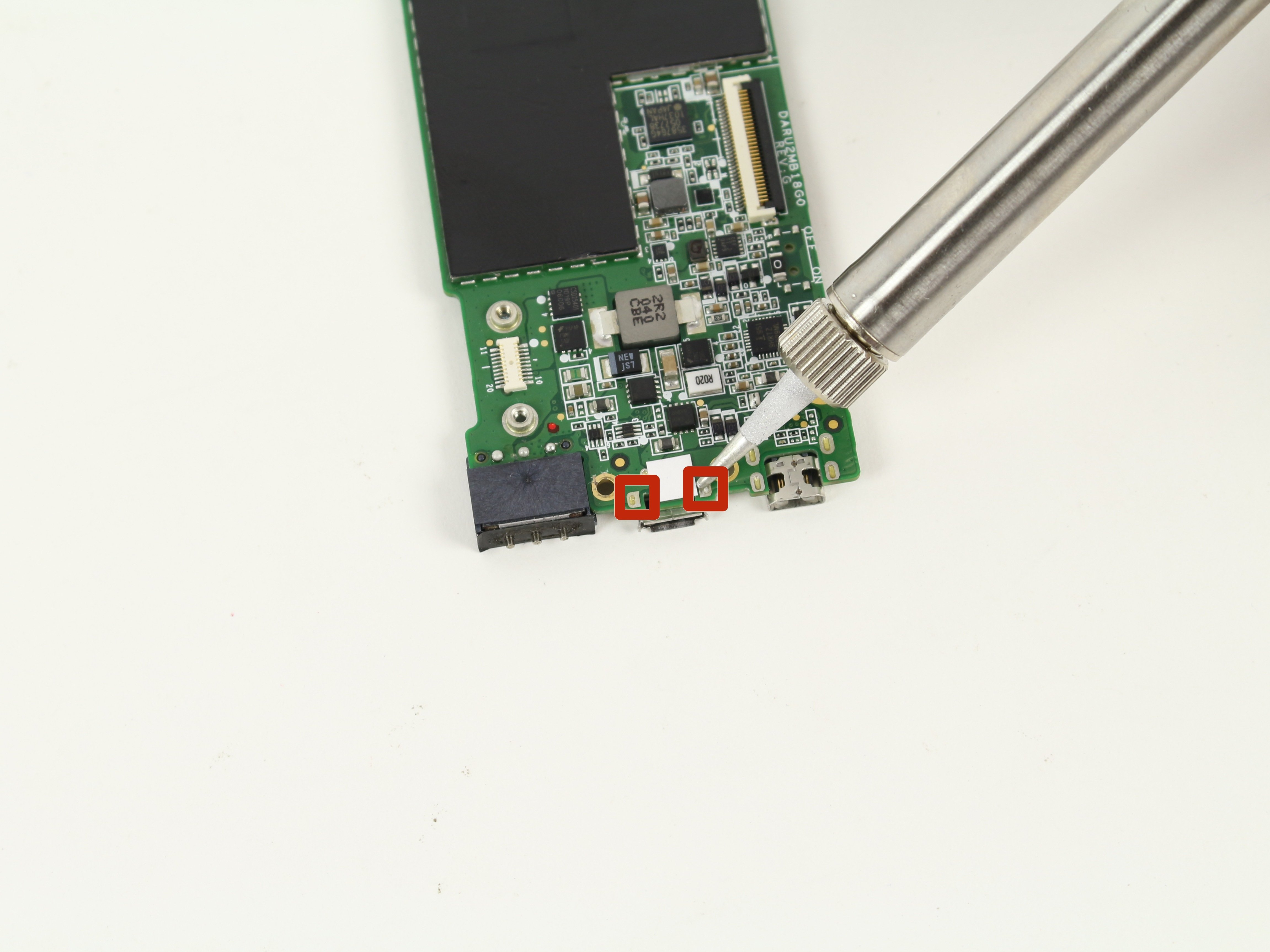 BlackBerry PlayBook USB Port Replacement - iFixit Repair Guide