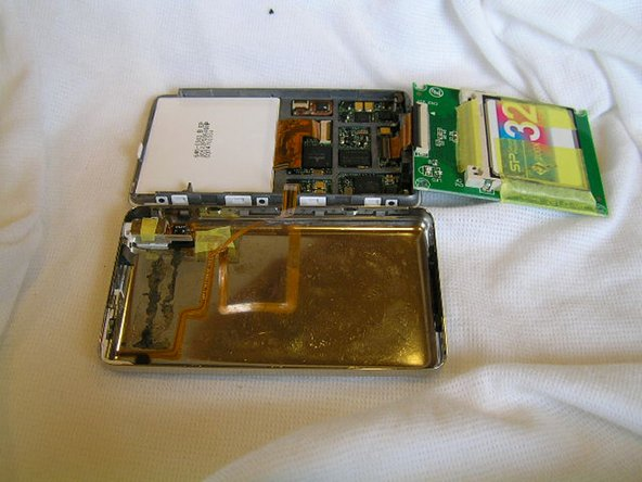 iPod 5th Generation (Video) Hard Drive Replacement with a CF or SDHC/SDXC Memory Card