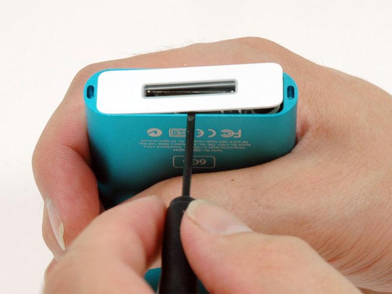 A Shuffle 4th Generation Blue (2GB)