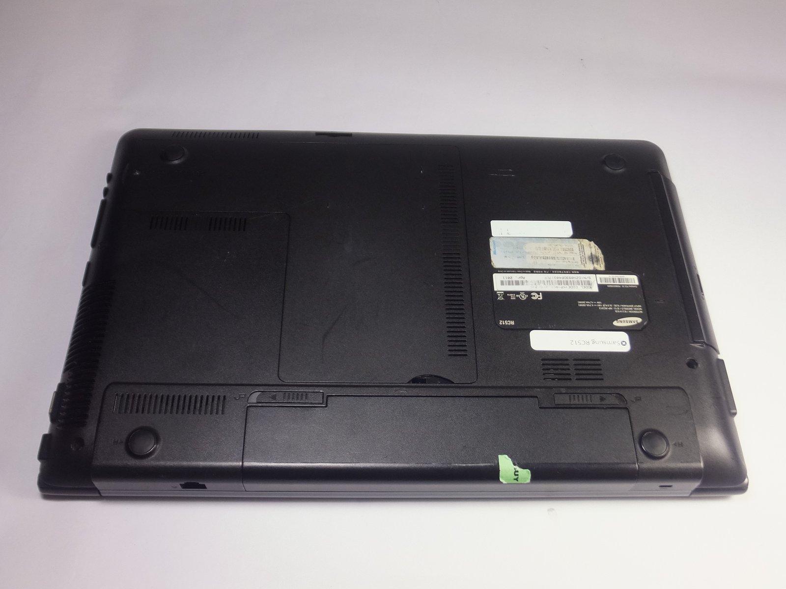 Замена аккумулятора Samsung RC512