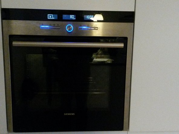 Beste Siemens oven HB76A1560 troubleshooting - iFixit Repair Guide IS-34