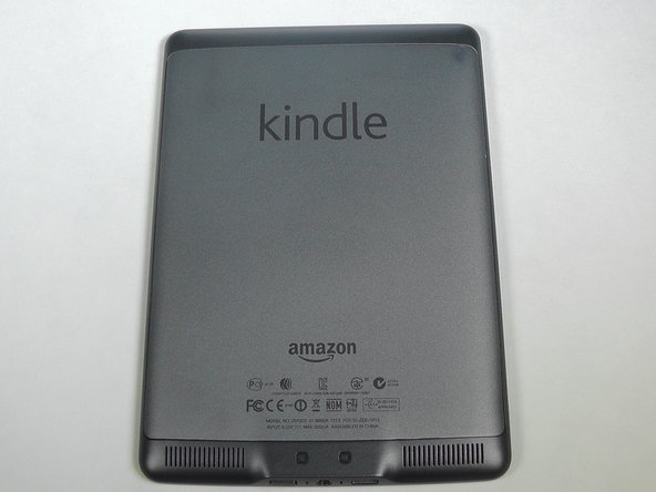 Kindle Touch Back Cover Replacement