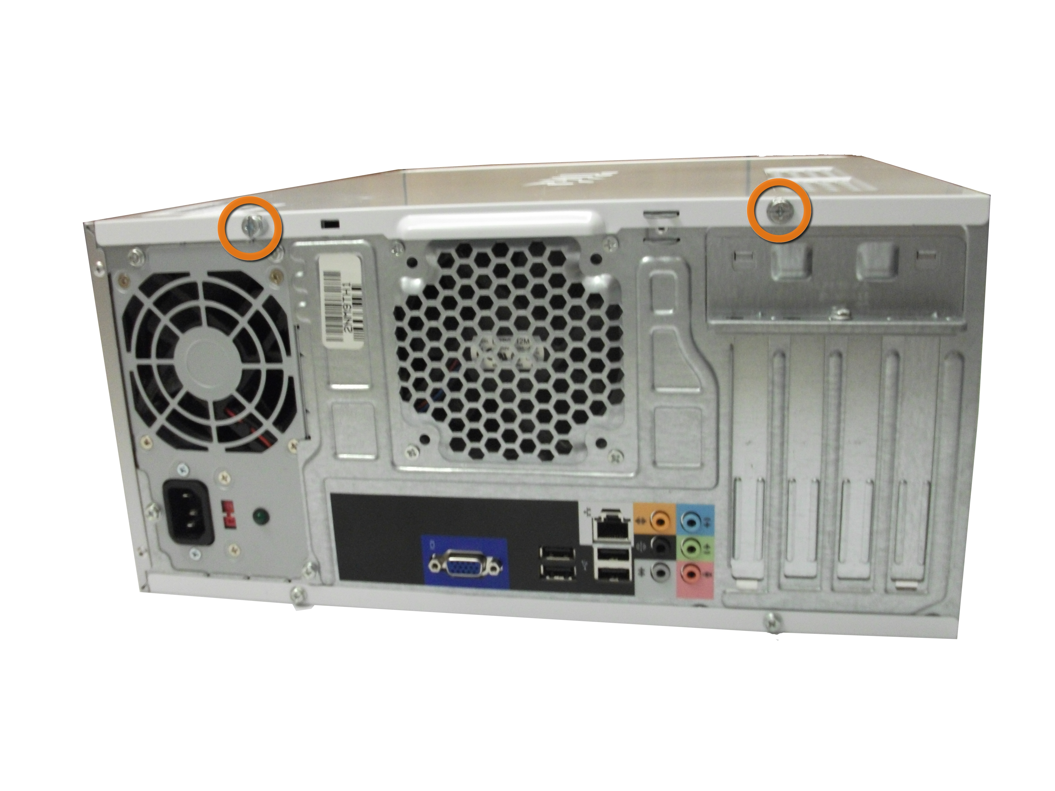 Need Help With Dell Inspiron 570 New Case Switch Wiring Problem 60w Af Amplifier Stk 0060ii Circuit Diagram 530 Repair Ifixit Rh Com
