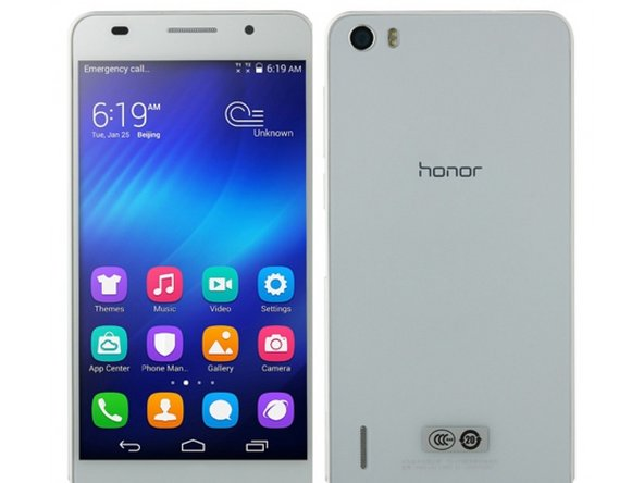 Huawei Honor 6 Display / LCD Replacement