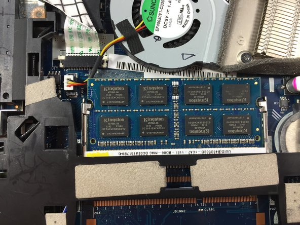 Acer Aspire One 722 RAM Replacement