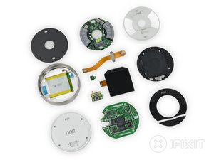 Nest Learning Thermostat 2nd Generation Teardown