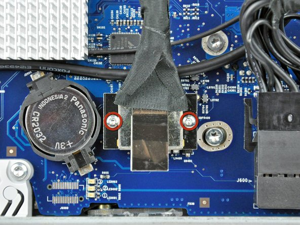 "iMac Intel 20"" EMC 2105 and 2118 Display Replacement"