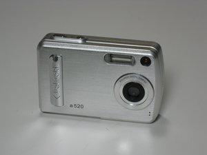 Polaroid a520 Repair