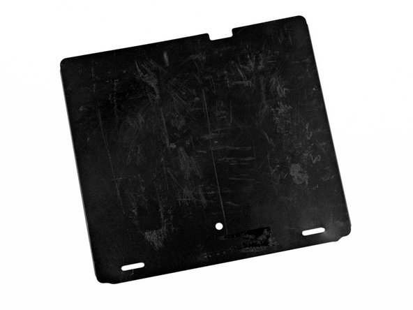 Trackpad backing plate - quantity 1