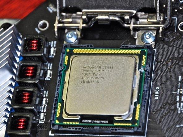 Upgrade iMac Intel Core i3 CPU to Core i7 - iFixit Repair Guide