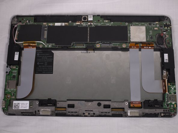Dell Venue 11 Pro USB Port Replacement