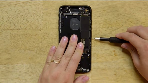 repairable phone teardown