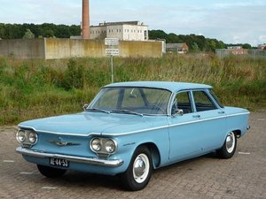 Chevrolet Corvair Repair