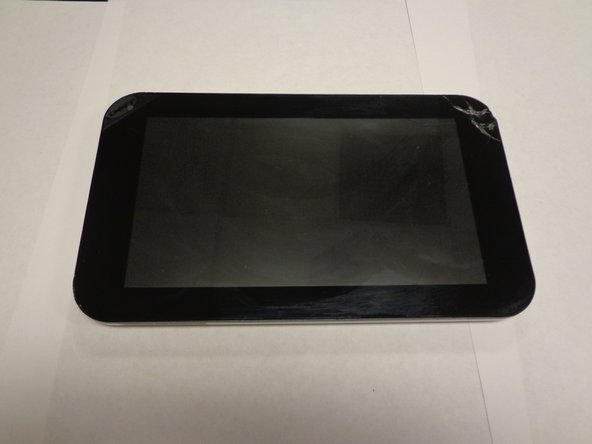 Toshiba Excite 7 Screen Replacement