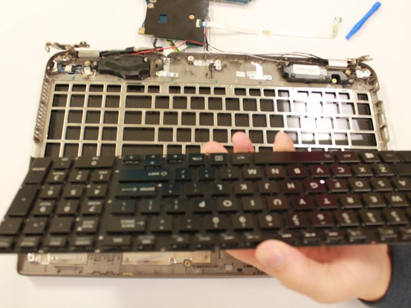 Toshiba Satellite P55t-A5116 Keyboard Replacement