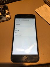 My iPhone 6 shows no service or searching    - iPhone 6 - iFixit