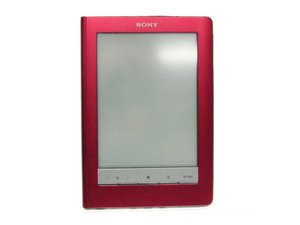 Sony Reader Touch Edition PRS-600 Repair