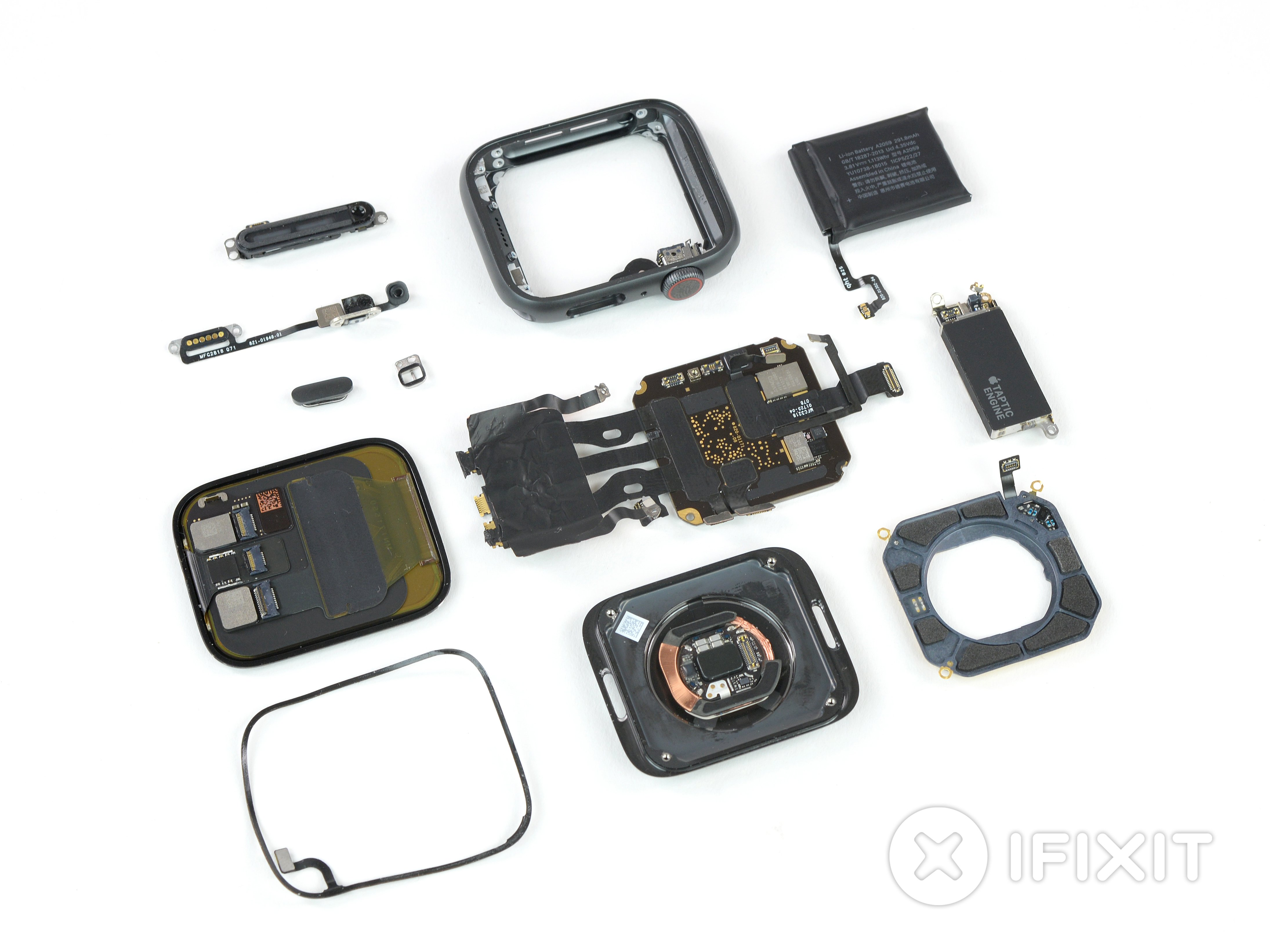 Apple Watch Series 4 Teardown Ifixit