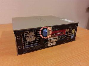 Dell Optiplex GX620 Teardown