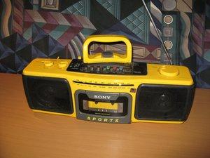 Sony Stereo Cassette-Corder CFS-930 Teardown