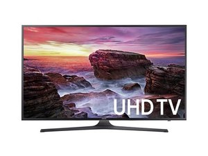 Why is my tv turning off and on randomly? - UN55MU6290 - iFixit