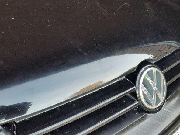 1997-2003 Volkswagen Golf Hood / Bonnet Opening Procedure