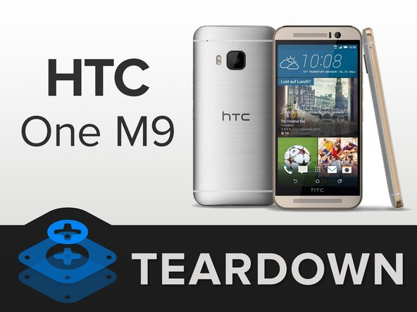HTC hopes the M9 will be the One for you. Let's see just what it's packing: