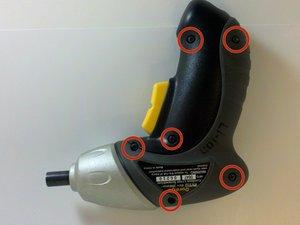 Screwdriver Motor